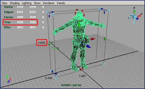 создание 3d модели по фотографии - фото 11