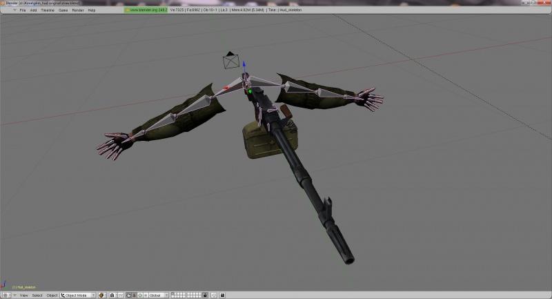 Программу для моделей оружия